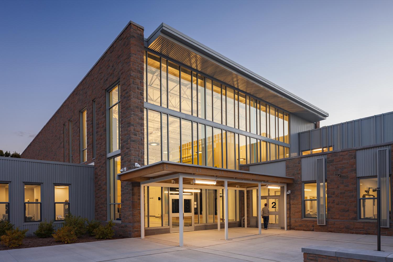 Freeman kennedy elementary school flansburgh architects for Architects norfolk